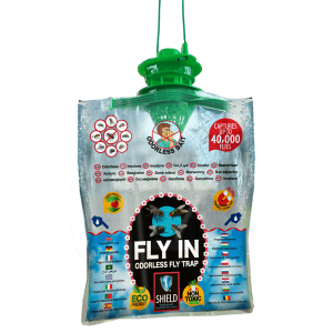 Fly In Odorless Fly Trap