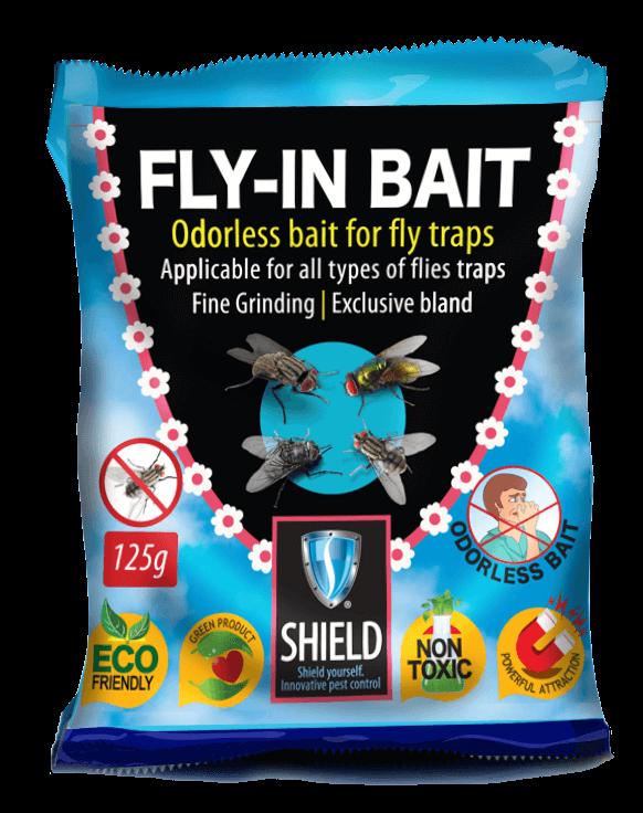 fly in odorless