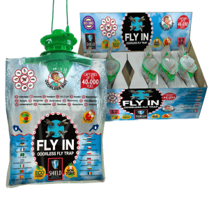 Fly In Odorless Fly Trap Display